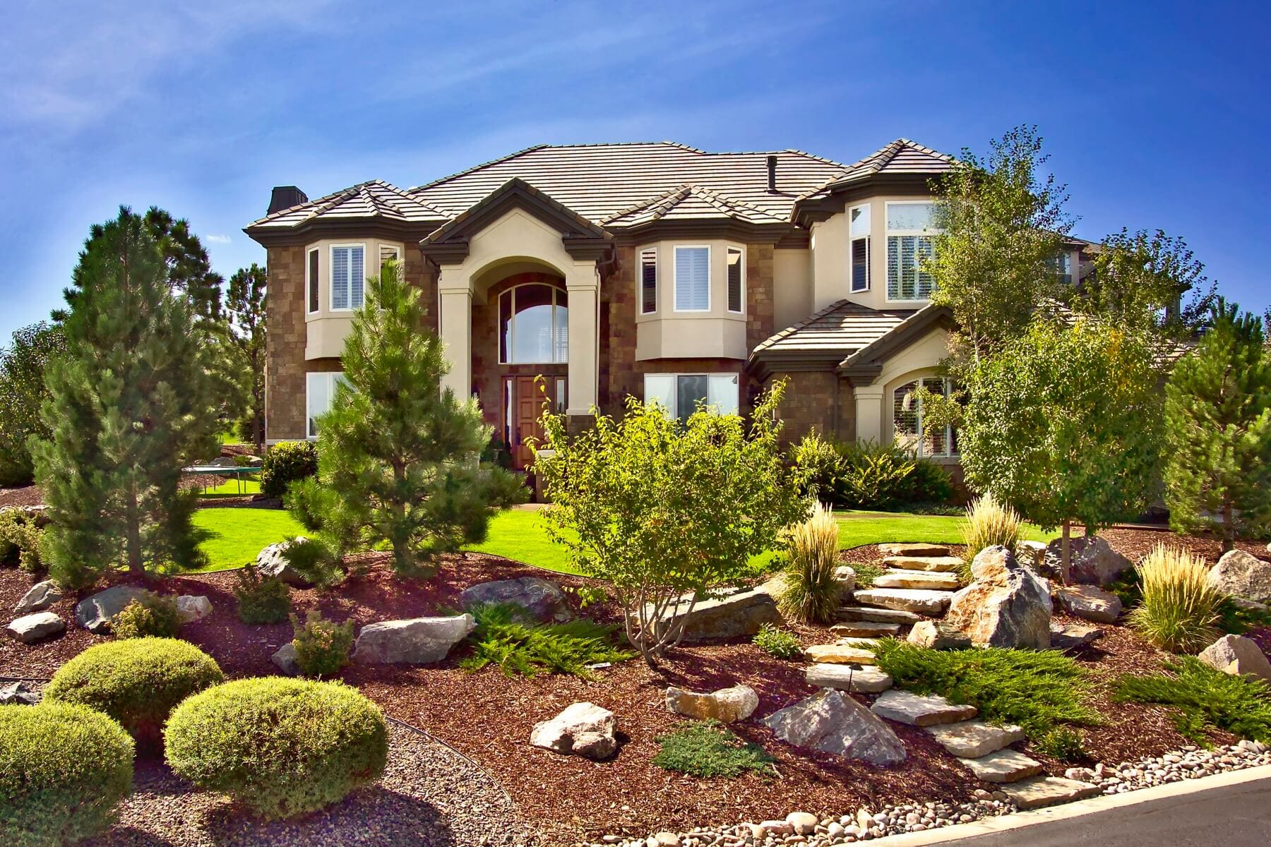 Highlands Ranch, CO Residential Landscaping