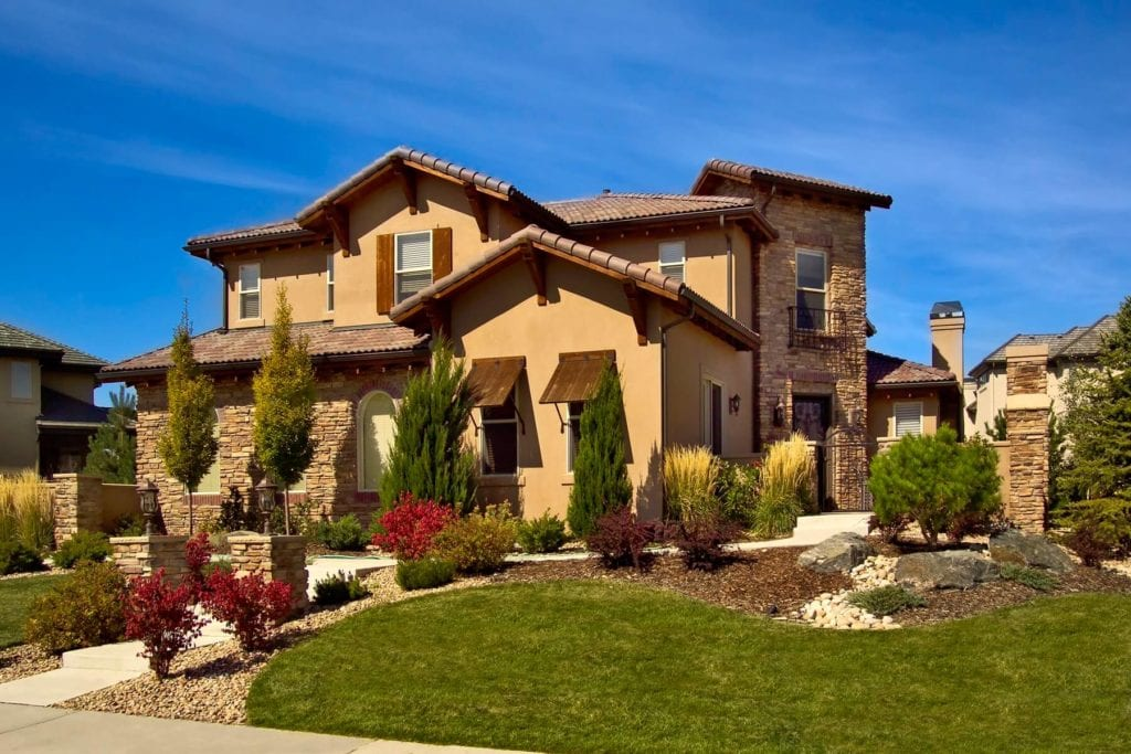 Lone Tree, CO Residential Landscaping