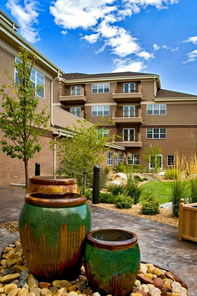 Castle Rock, CO Commercial Lawn Maintenance