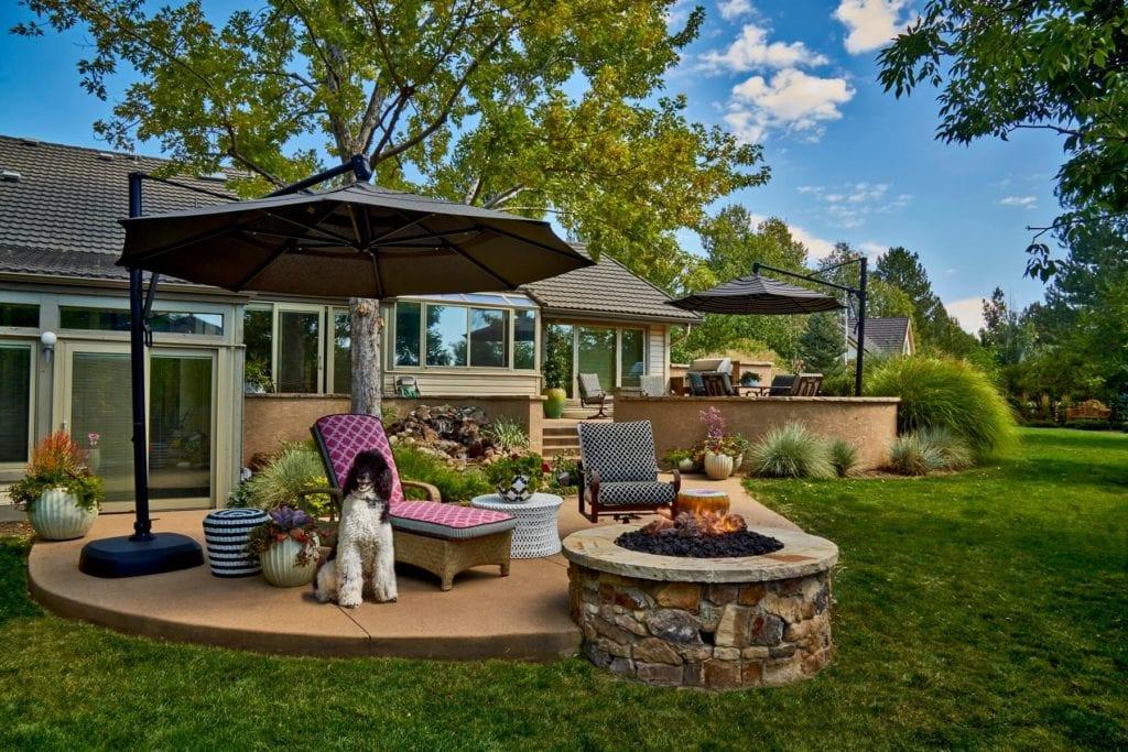 Parker, CO Landscape Installation