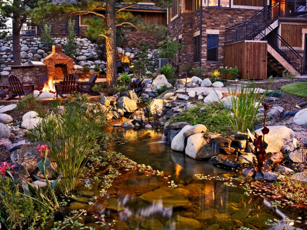 Parker, CO Residential Landscaping Companies
