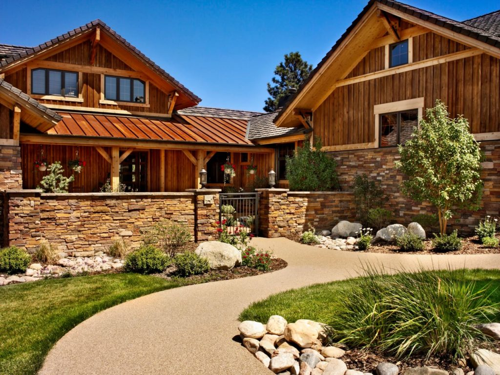 Caste Rock, CO Residential Landscaping
