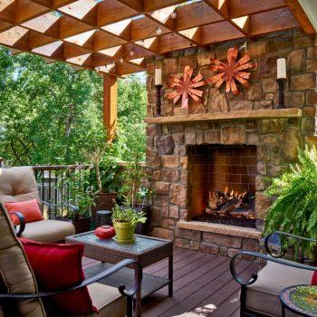 Castle Rock, CO Outdoor Living Designers