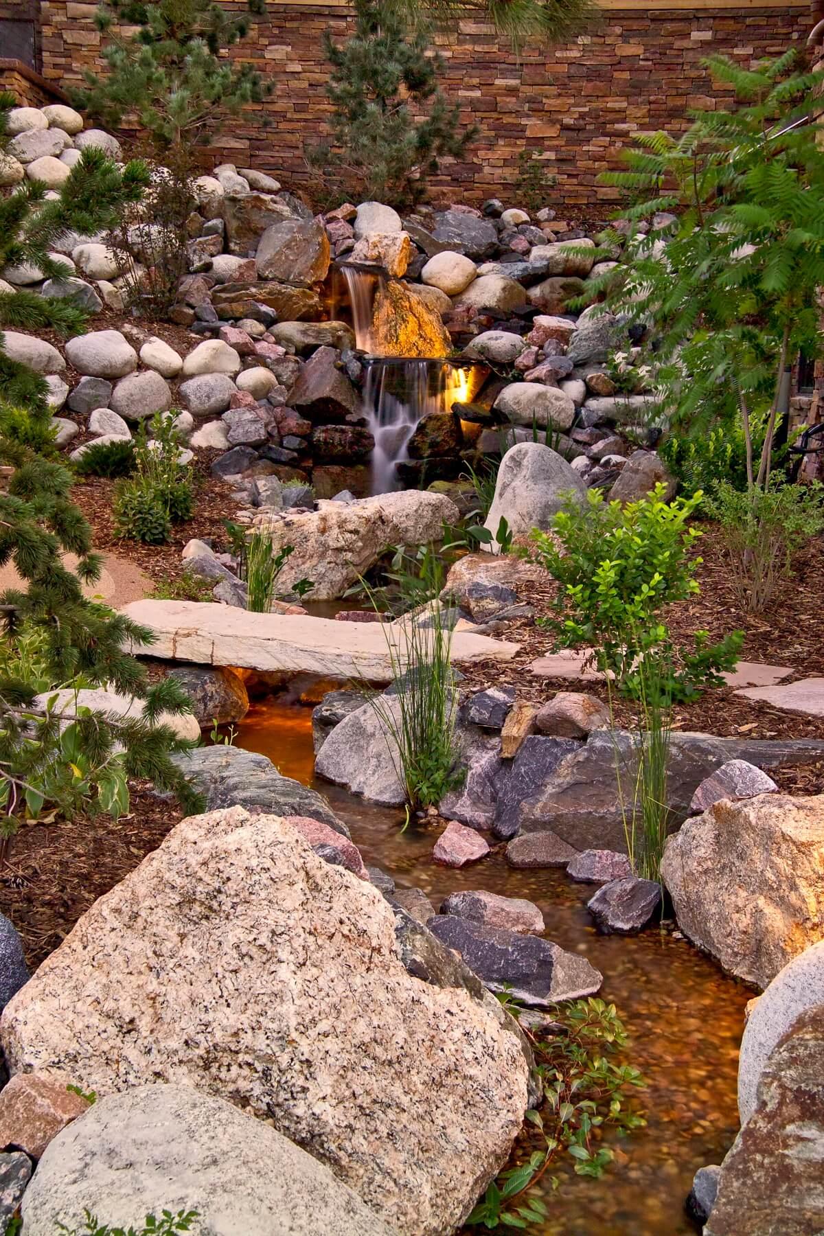 Landscape Installation Lone Tree, CO