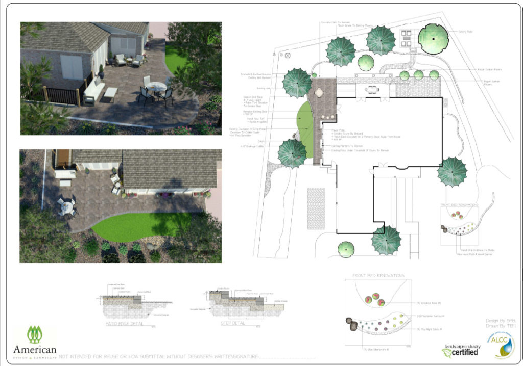 Lone Tree, CO Certified Landscape Designer