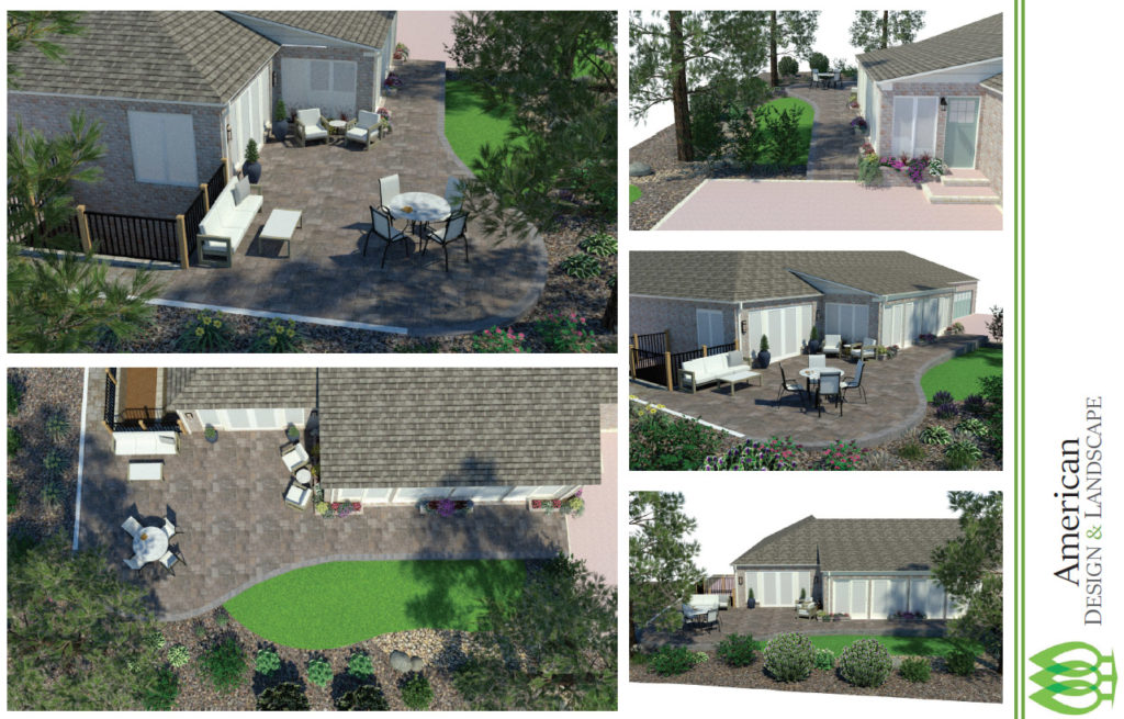 Castle Rock, CO Certified Landscape Designer